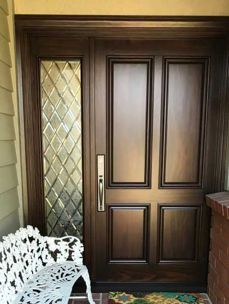 image detail page for Diamond_Bevel_Single_Door
