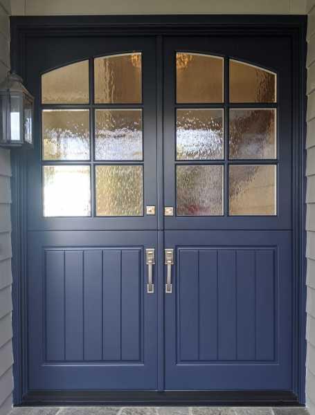 Dutch Door door