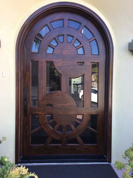 One of a Kind Door door