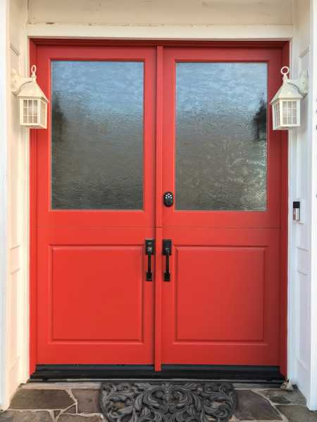 image detail page for Dutch_Doors_in_Red