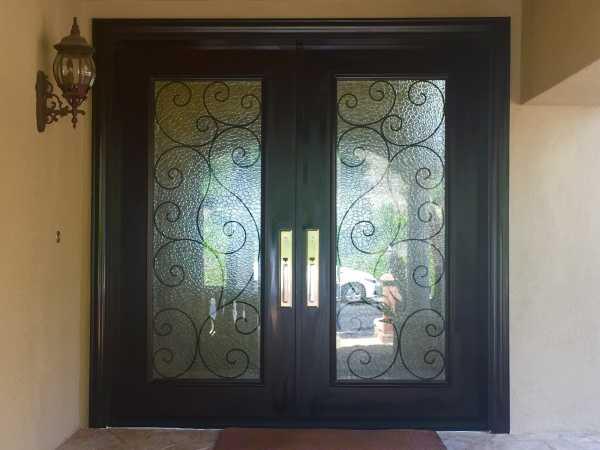 All Glass Door Gallery door