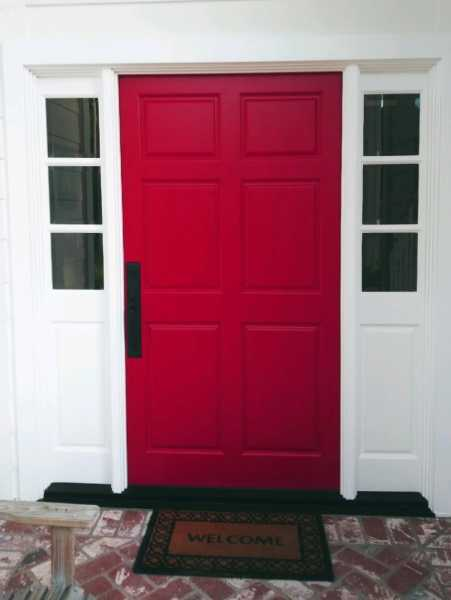 image detail page for New_Red_Door