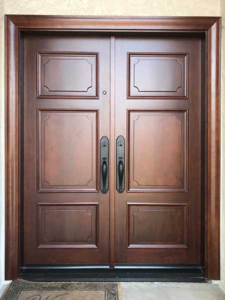 image detail page for Solid_Wood_Doors